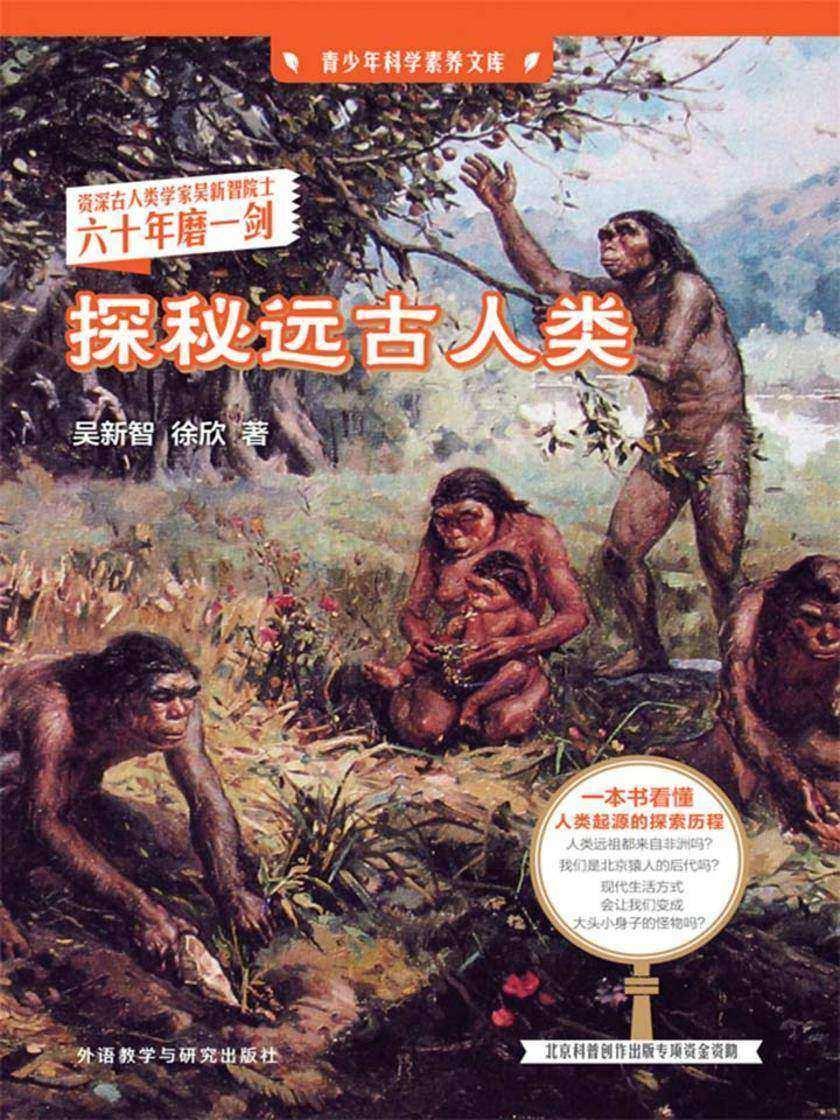 探秘远古人类
