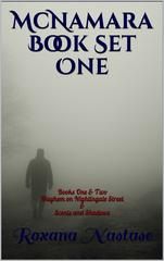 McNamara  Book Set One: Mayhem on Nightingale Street & Scents and Shadows