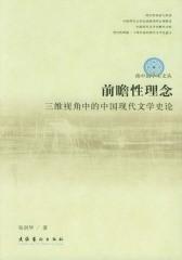 前瞻性理念:三维视角中的中国现代文学史论