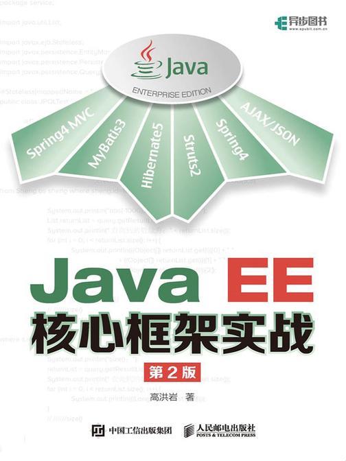 Java EE核心框架实战(第2版)