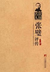 民国名人张璧评传:玉衡张璧先生生平史事考证与研究