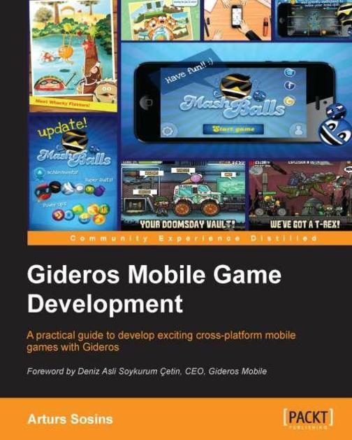 Gideros Mobile Game Development