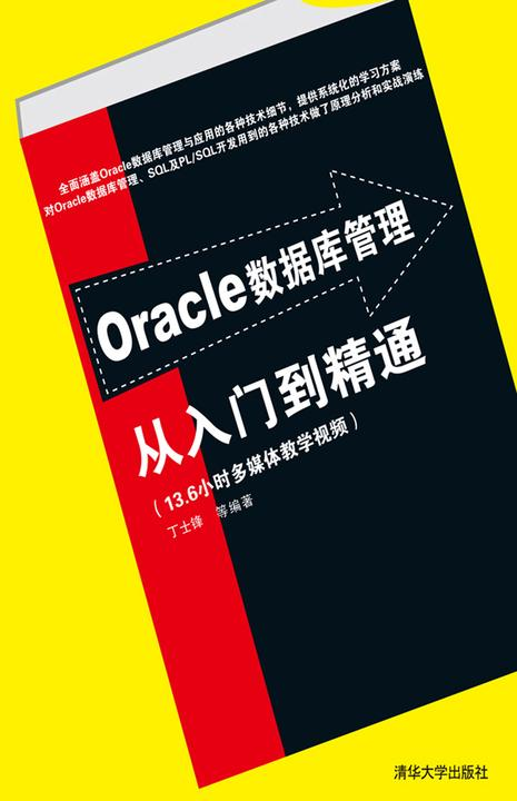 Oracle数据库管理从入门到精通(光盘内容另行下载,地址见书封底)
