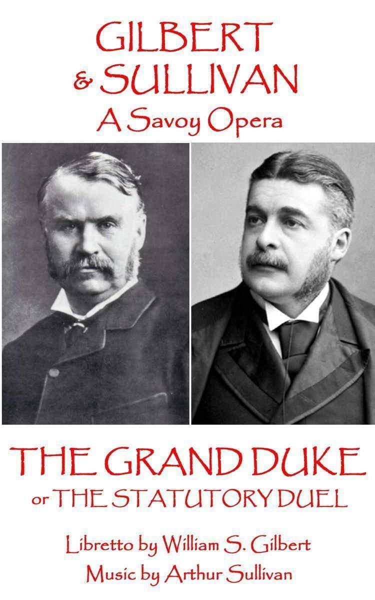 Grand Duke - or The Stuatory Duel