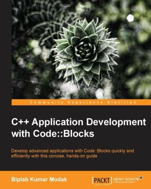 C++ Application Development with Code::Blocks