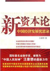 新资本论 中国改革经济发展忧思录