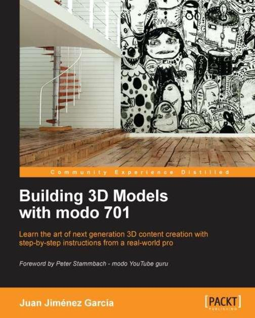 Building 3D Models with,modo 701