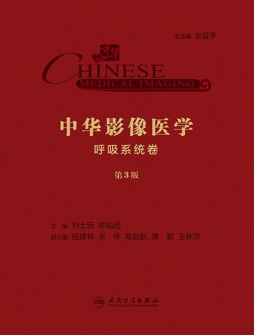 中华影像医学?呼吸系统卷(第3版)