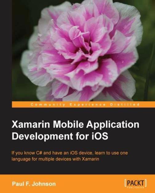 Xamarin Mobile Application,Development for iOS