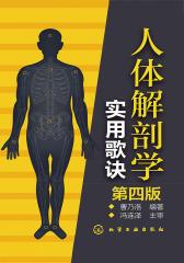 人体解剖学实用歌诀