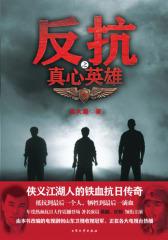 """反抗之真心英雄(被多家媒体称为""""2010年度 能代言中国精神的抗日大作"""")(试读本)"""