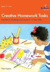Creative Homework Tasks 9-11 Year Olds