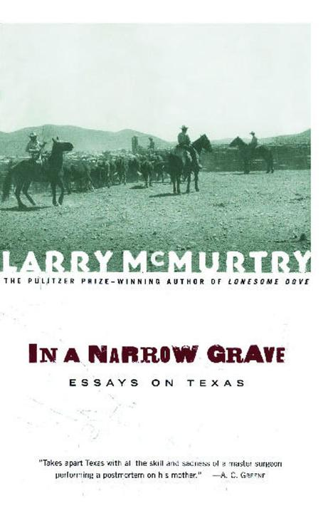 In a Narrow Grave:Essays on Texas