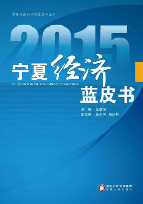 2015宁夏经济蓝皮书