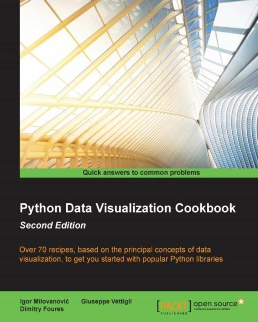Python Data Visualization Cookbook - Second Edition