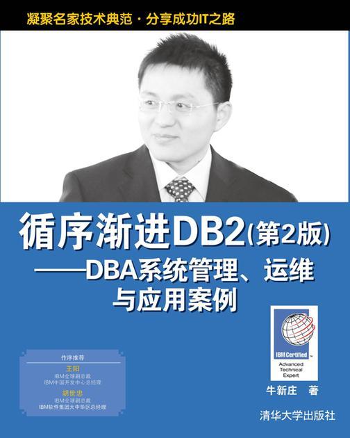 循序渐进DB2(第2版)——DBA系统管理、运维与应用案例