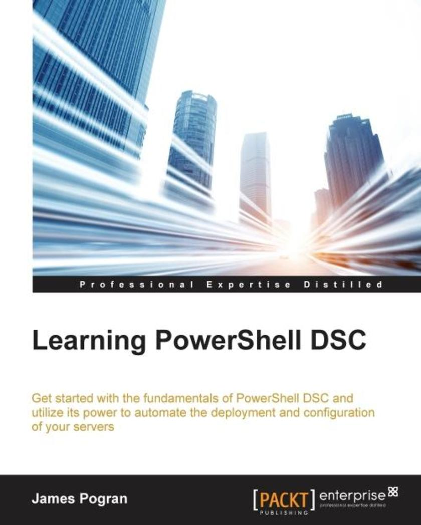 Learning PowerShell DSC