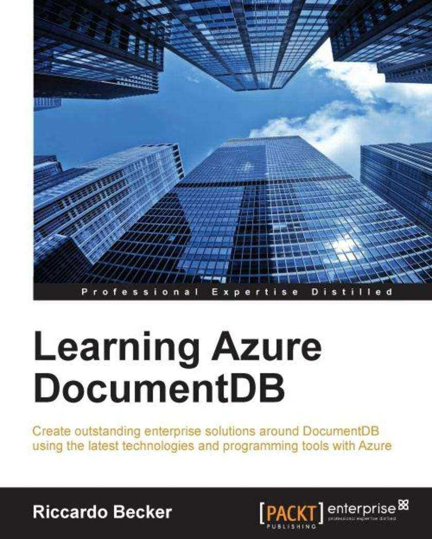 Learning Azure DocumentDB