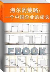 海尔的策略:一个中国企业的成长