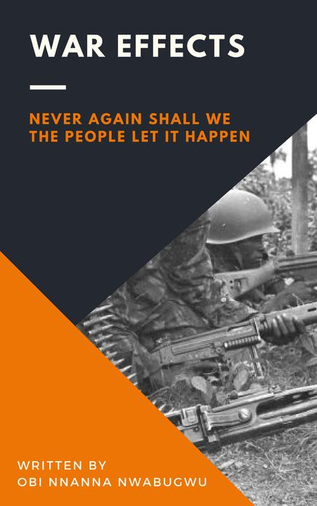 War Effects: Never Again Shall We the People Let It Happen