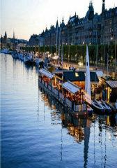 斯德哥尔摩:水城攻略