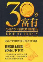 三十岁富有(试读本)