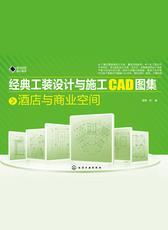 经典工装设计与施工CAD图集_酒店与商业空间