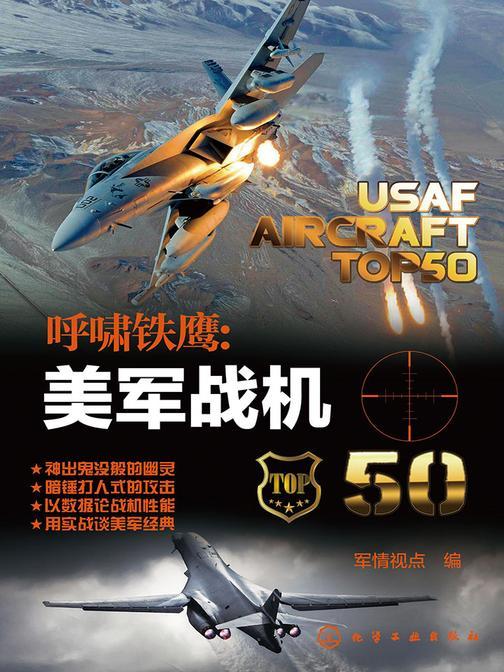 呼啸铁鹰:美军战机50