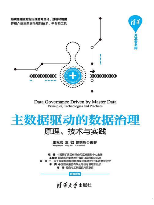 主数据驱动的数据治理——原理、技术与实践