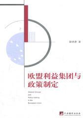 欧盟利益集团与政策制定