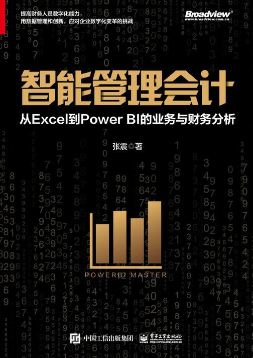 智能管理会计:从Excel到Power BI的业务与财务分析(全彩)
