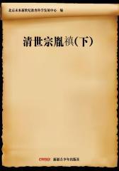 清世宗胤禛(下)