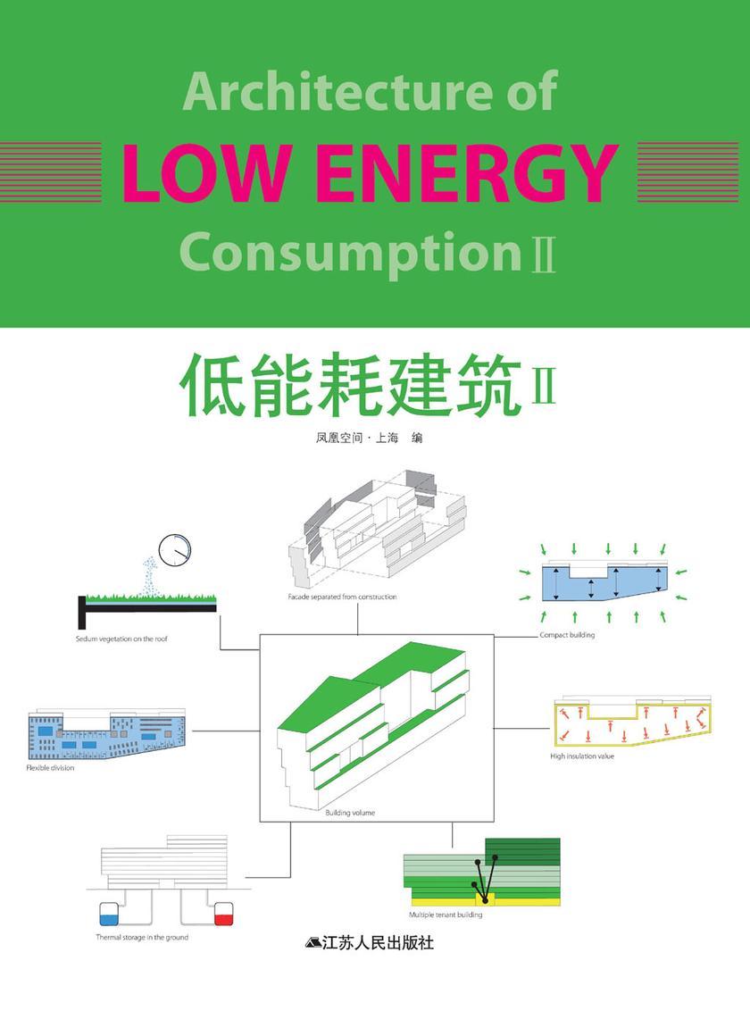低能耗建筑Ⅱ