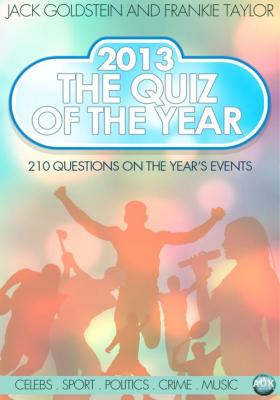 2013 - The Quiz of the Year