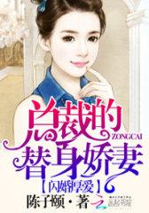 闪婚厚爱:总裁的替身娇妻