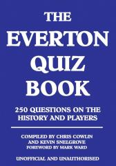 Everton Quiz Book