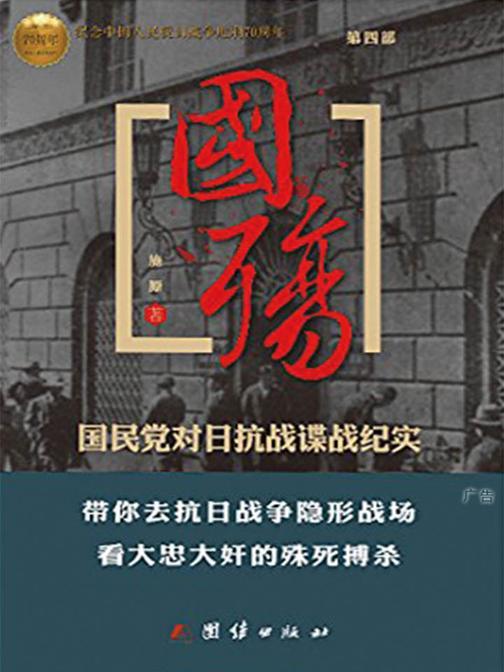 国殇:国民党对日抗战谍战纪实(第四部)