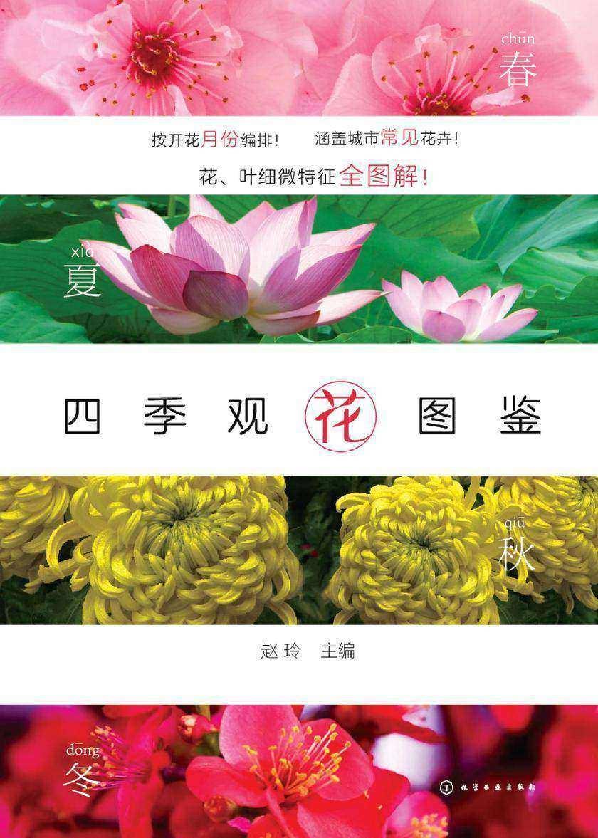 四季观花图鉴