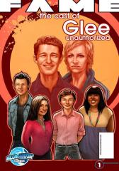 FAME: The Cast of Glee 1 #1