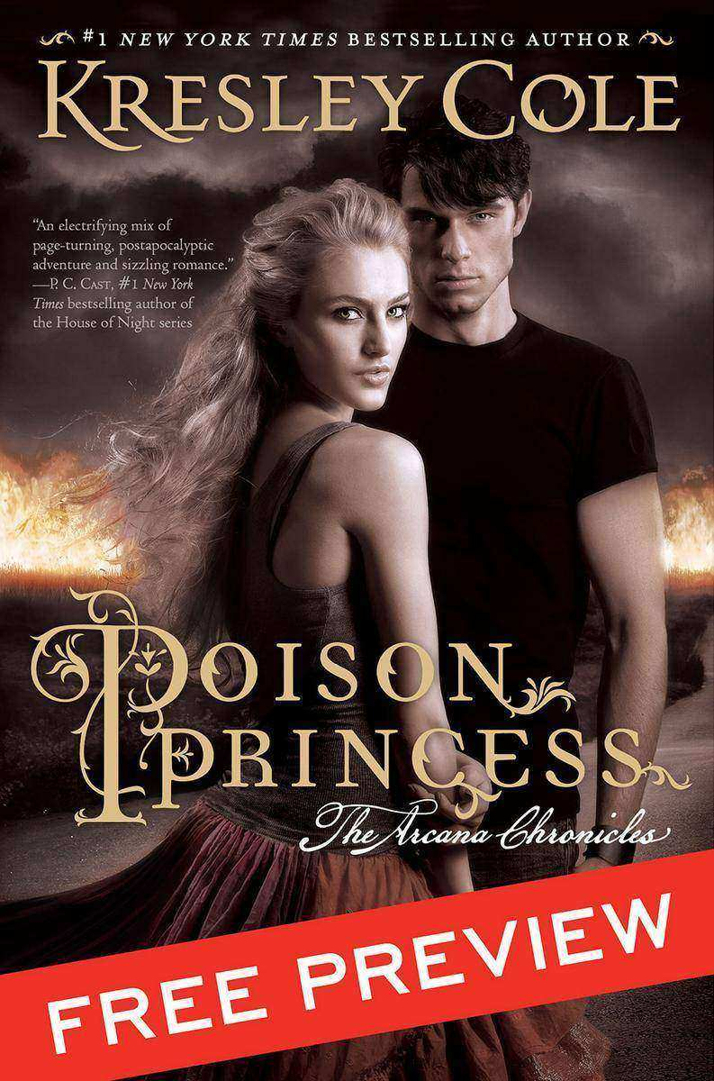 Poison Princess Free Preview Edition:(The First 17 Chapters)