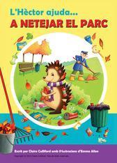 L'Hèctor ajuda a netejar el parc