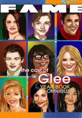 FAME: The Cast of Glee Yearbook Omnibus #1