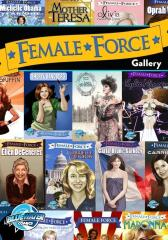 Female Force: Cover Gallery #1