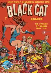 Black Cat Classic Comics #3