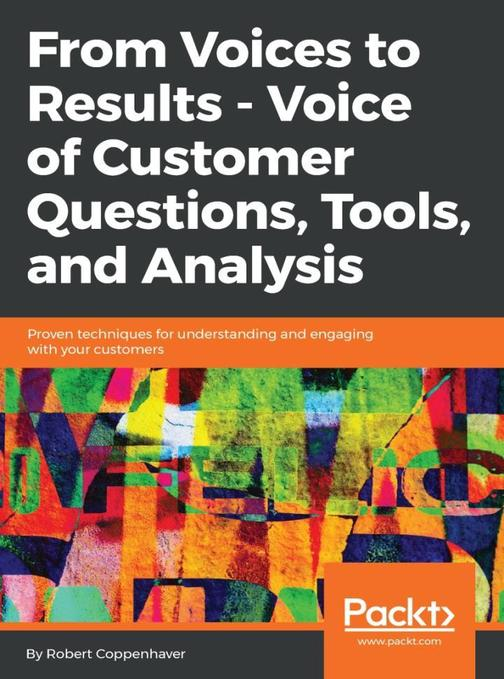 From Voices to Results -  Voice of Customer Questions, Tools and Analysis