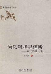 为凤凰找寻栖所:现代诗歌论集