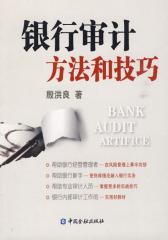 银行审计方法和技巧(试读本)
