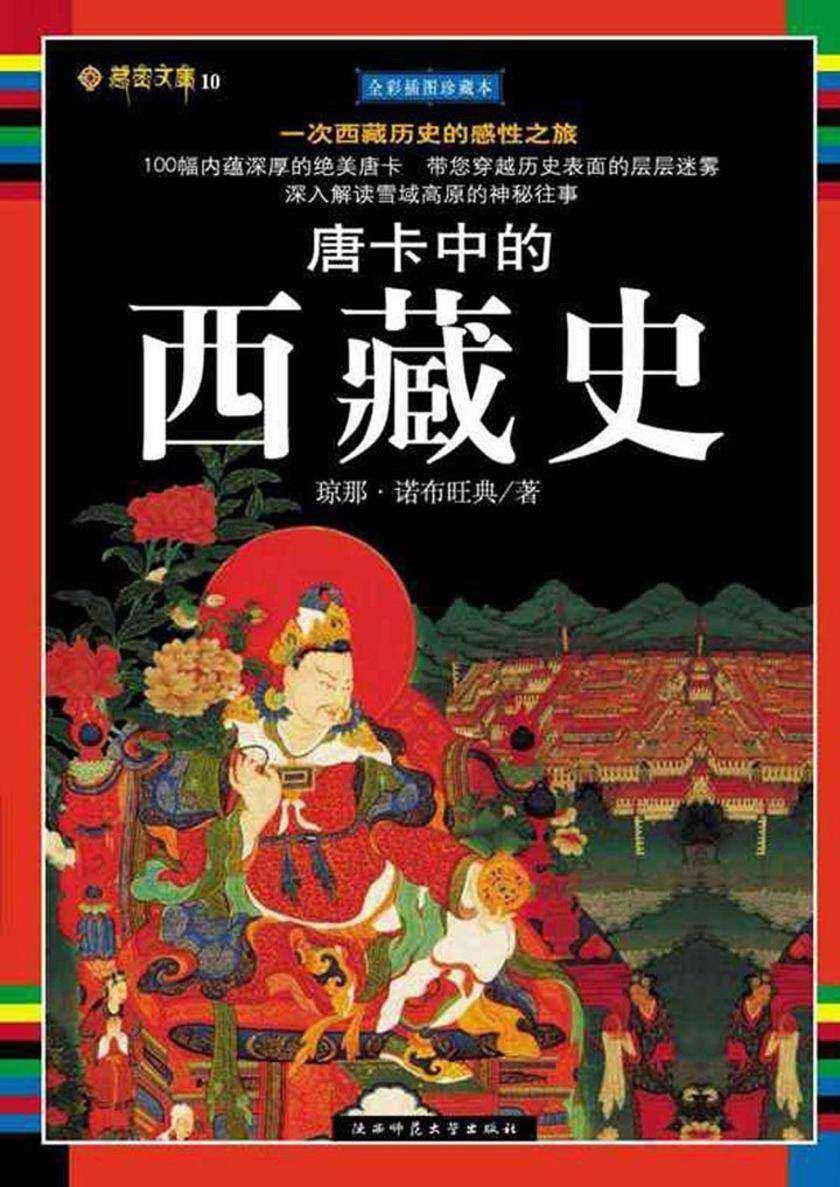 唐卡中的西藏史