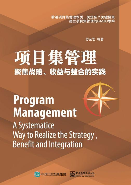项目集管理 聚焦战略、收益与整合的实践