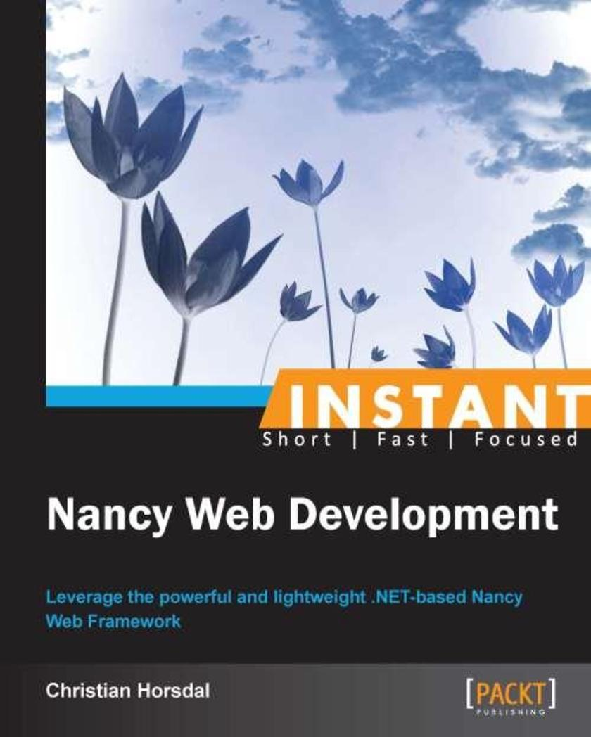 Instant Nancy Web Development